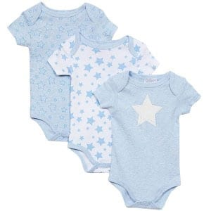 Star-Bodysuit-(Blue)-1pc