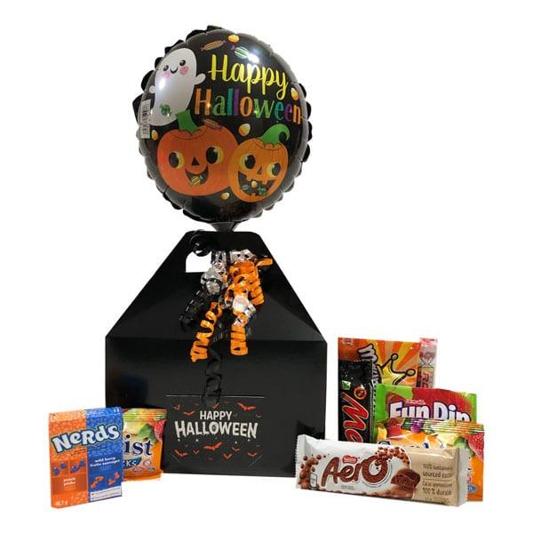 BOO! No Nut Halloween Gift Basket
