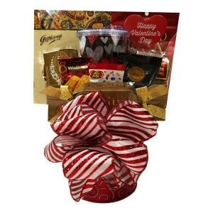 Valentine Sweet Romantic filled with decadent treats and chocolates