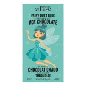 Blue Fairy Dust Hot Chocolate