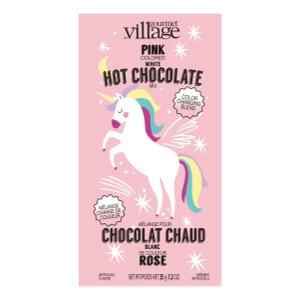 Pink Unicorn Hot Chocolate